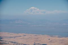 Wildfire In Mendocino (tourtrophy) Tags: wildfire mountdiablostatepark smoke mountdiablo sonya6300 canonefs18135mmf3556isstm
