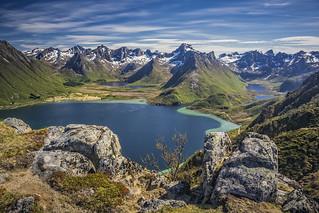 Lofoten Matmora view