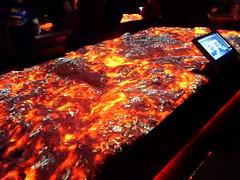 hvolsvollur_023 (OurTravelPics.com) Tags: hvolsvollur interior intro volcanology hall lava centre