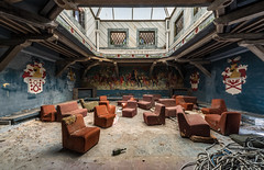 Abandoned Nightclub Excalibur