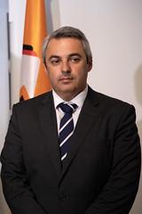 Rui Rio em reunião com Pedro Nascimento Cabral