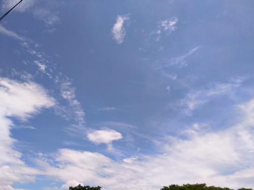 地震雲 画像10