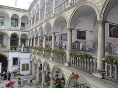 The Italian Courtyard (L.Gennady2) Tags: lviv