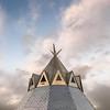 Église de Gesgapegiag (Seb & Jen) Tags: gesgapegiag québec canada maria gaspesie reserve micmac eglise church