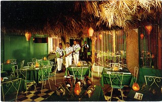 House Of Palms Coconut Bar, Don Toschi's New Oasis For The Gourmet, St. Thomas, Virgin Islands
