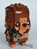 Star Wars LEGO 41609 Chewbacca (KatanaZ) Tags: starwars lego41609 chewbacca lego brickheadz