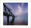 In Somnis (tmuriel67) Tags: longexposure cielo colores sky clouds seascape muelledelvigia sunset mazagon dock pier