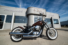 VN 800 - 4 (Jan Moons) Tags: nikon nikond600 d600 vn800 vn 800 vulcan kawasaki bobber metric motorcycle vintage custom chopper