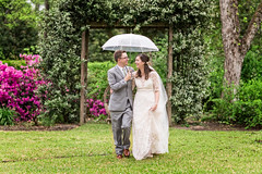 Walking together in the rain - The Grove Bed and Breakfast in Marion (Ryan Smith Photography) Tags: couple grovebedandbreakfast marion rain romatic unbrella wedding weddingphotography myrtlebeach httpswwwryansmithphotographycom