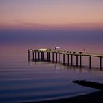 predawn wharf / Pier vor Sonnenaufgang thumbnail