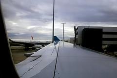 MY BOBBY FLIES OVER THE OCEAN -PLANE SAILING (zero g) Tags: zerog 3rrrfmintrepidtravel2012vietnamtrip wingseat wingnut wing vietnamairlines robjan robertjan zerog3rrrfm aviation tullamarine melbourneairport