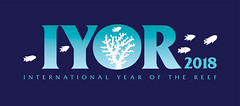 International Year of the Reef (IYOR) 2018 logo (wildsingapore) Tags: iyor logo reef mangrove seagrass rocky sandy island singapore marine coastal intertidal shore seashore marinelife nature wildlife underwater wildsingapore