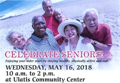 Neptune Society of Northern California, Fairfeld - Celebrate Seniors Event May 2018
