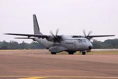 Finnish C-295M (joolsgriff) Tags: airbus casa eads c295m cc2 finnishairforce riat 2018 riat2018 royalinternationalairtattoo raffairford