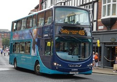 York (Andrew Stopford) Tags: ay02max yj59btv vdl db300 wright 2dl eclipse arriva york
