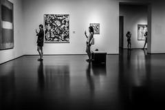 Photo Op (Phil Roeder) Tags: losangeles california losangelescountymuseumofart lacma artmuseum art rothko blackandwhite monochrome leica leicax2