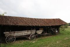 Haus im Moos . Kleinhohenried . Open-air museum and environmental education center . Old farmhouse (Uhlenhorst) Tags: 2018 germany deutschland bavaria bayern buildings gebäude
