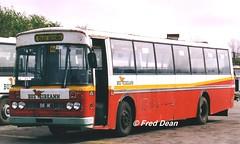 Bus Eireann MGS56 (56IK). (Fred Dean Jnr) Tags: buseireann cie msl leyland leopard psu54r mgs56 56ik ik capwell cork july1998 schoolbus busscoile capwelldepotcork buseireanncapwelldepot m56 mg56