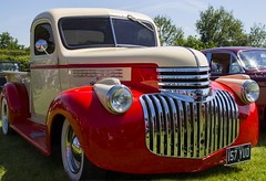 Chevrolet (terrybrereton833) Tags: greatharwood greatharwoodshow2018 chevrolet truck classiccars