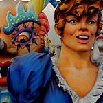 Damsel and Freaky Clown thumbnail
