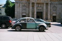 Volkswagen Type 1 (Qropatwa) Tags: volkswagen type 1 analog olympus om2n