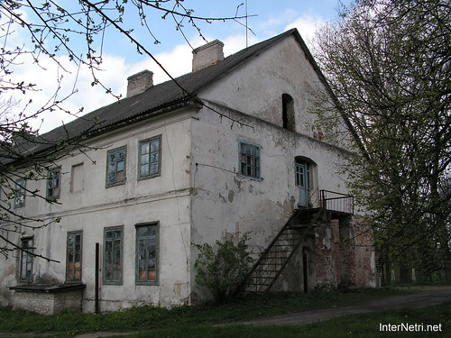 Палац Браницьких, Любомль, Волинь, 2005 рік InterNetri.Net  Ukraine 386