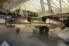NASM_0273 Arado Ar-234B Blitz jet bomber (kurtsj00) Tags: nationalairandspacemuseum nasm smithsonian udvarhazy arado ar234b blitz jet bomber
