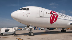 CFR6294  B767-35D(ER) ZS-NEX (Carlos F1) Tags: nikon d300 aircraft airplane avión aeronave aeroplane zsnex boeing b76735der b76735d b767300 b763 b767 767 763 767300 76735d 76735der aviación aviation transport transporte rollingstones spotter planespotter aeronexus elpratdellobregat barcelona spain tongue lengua