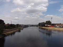River Trent (lcfcian1) Tags: nottingham river trent football stadium forest nottinghamforest cityground rivertrent