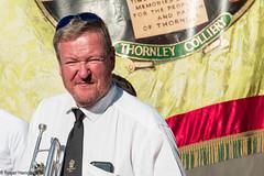 Durham Miners' Gala 2018 (Cerdic Elesing) Tags: patrick kodakektar england banner thurcroftband thornleylodge countydurham brassband gala durhamminersassociation thornley object xequals unitedkingdom gb