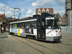 6206-11406§0 (VDKphotos) Tags: vvm vvm2 bn pcc pccg tram belgium vlaanderen gent