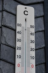 Oh, oh! (:Linda:) Tags: germany thuringia village bürden thermometer 31dgreescelsius temperature number