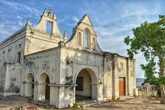 Old Portuguese church in Mossuril