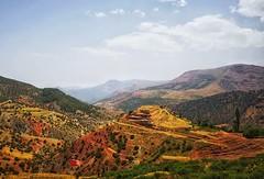 Aït Fares - Atlas Mountains (siasia.k) Tags: atlas mountain valley ourika berber amazigh marrakech morocco maghreb landscape view