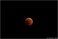 red.moon@27July18.naples.it (Rinaldofr) Tags: canon6dmkii canon70200f4l kenko14xdgxpro300 moon redmoon eclipse 27july2018 red stars night