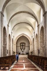 Abazia Castel San Vincenzo (SDB79) Tags: chiesa arte cultura antico abazia castel san vincenzo molise turismo