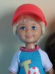 Maximilian (BackToTheChildhood80) Tags: barbie doll mattel chelsea little boy darrin blond summer fun