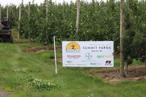 Stopping at Summit Farms