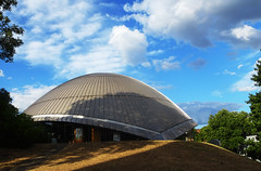 Planetarium Bochum (peterpe1) Tags: planetarium bochum summer sommer flickr peterpe1 himmel germany europe sony