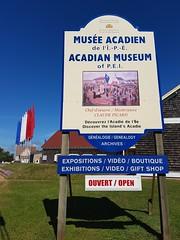 Day 6 - Acadian Museum (Bobcatnorth) Tags: princeedwardisland canada summer 2018 pei cycling bicycle touring bicycletouring camping sightseeing