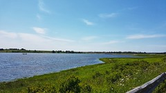 Day 1 - Coastal Inlet south of Grand River (Bobcatnorth) Tags: grandriver princeedwardisland canada summer 2018 pei cycling bicycle touring bicycletouring camping sightseeing
