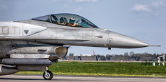 Lockheed Martin F-16C Jastrząb (4051) (Michał Banach) Tags: 31bazalotnictwataktycznego 31blt canoneos5dmarkiv epks f16 f16c krzesiny lockheedmartin poland polska sigma150600f563dgoshsmsports airbase aircraft airplane aviation fighter jet lotnictwo poznań wielkopolskie pl