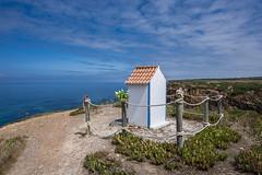 Fishermen's hope (Sizun Eye) Tags: cliffs chapel hope portodasbarcas ocean atlantic seascape coast coastline portugal sizuneye nikond750 nikon1424mmf28 nikkor