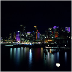 Sydney (Harald Philipp) Tags: architecture building skyscraper structure urban skyline cityscape city town streets panorama geometric balcony roomwithaview view boat ship cruiseship ferry hotel ocean sea water holiday vacation tourism luxury tourist destination travel adventure wanderlust beautiful romantic mysterious fuji pro400h mediumformat 120 film analog analogue filmphotography longexposure primelens tripod night nightsky reflection mirror australia