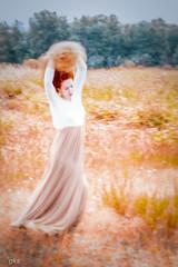 Field Dance- slow shutter/subject motion (gks18) Tags: portrait slowshutter canon motion blur field dance lightroom nik