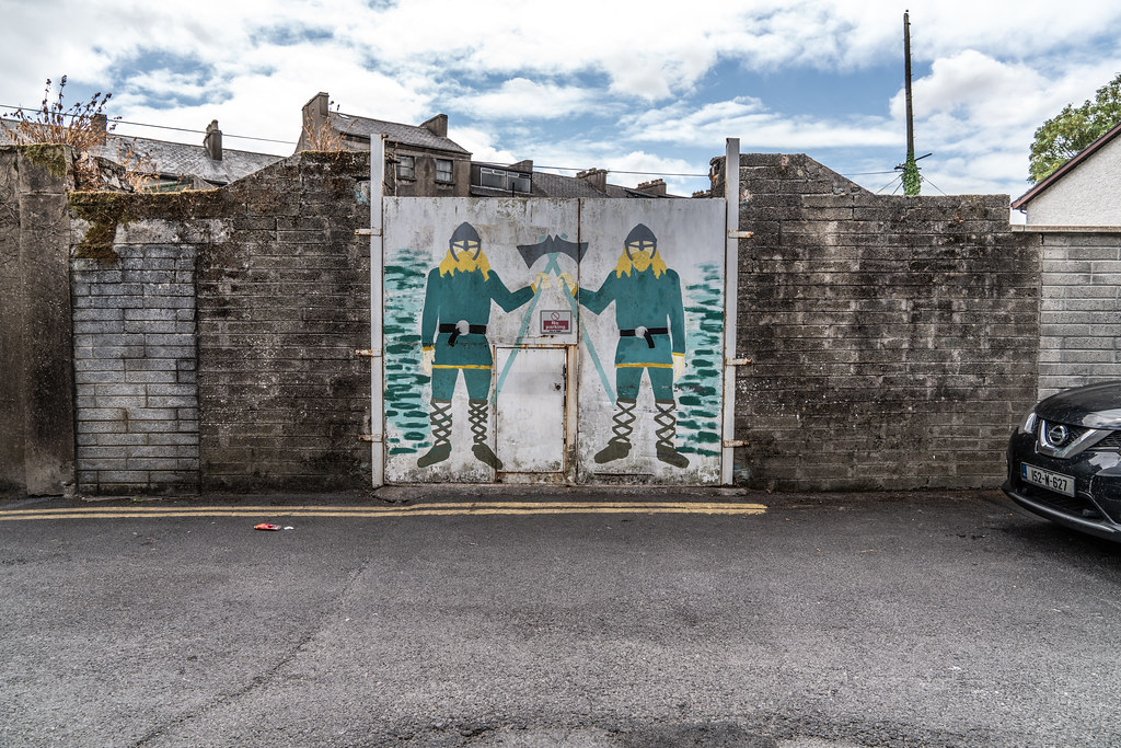 EXAMPLES OF STREET ART [URBAN CULTURE IN WATERFORD CITY]-142278