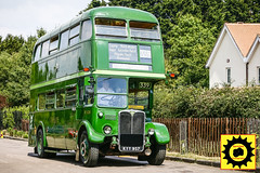 _MG_0020-4 (Sprocket Photography) Tags: eor eppingongarrailway epping essex northweald blakehall ongar branchline heritage railway busroute londonbuscompany camra realale festival bus londontransport wheel service doubledecker kyy957 rt3238