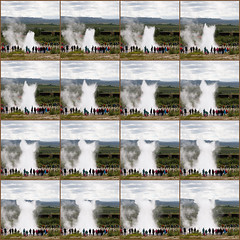 20180727-All in Two Seconds 2 Geysir 32 (hirschwrites) Tags: collage earth europe geysir goldencircle iceland other