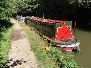 Grand Union Canal @Bulbourne