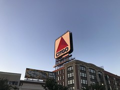 Citgo Sign in Boston 2 (Lux Llama Productions) Tags: boston park walk exercise relax hd landscape newengland history citgo sign dusk dawn downtown city town lif life walking trees tree plant plants foliage freen green duck ducks goose geese massachusetts ma northeast usa us graffiti strong street building charles river pond stream water night day